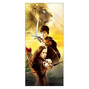 Chronicles of Narnia. Размер: 60 х 130 см